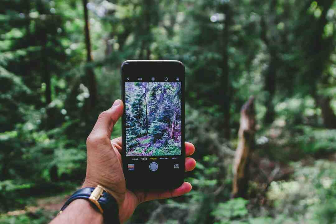 Comment transferer photo iphone vers iphone